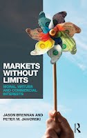 Markets Without Limits by Jason Brennan and Peter Jaworski