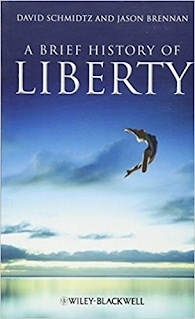 A Brief History of Liberty book cover
